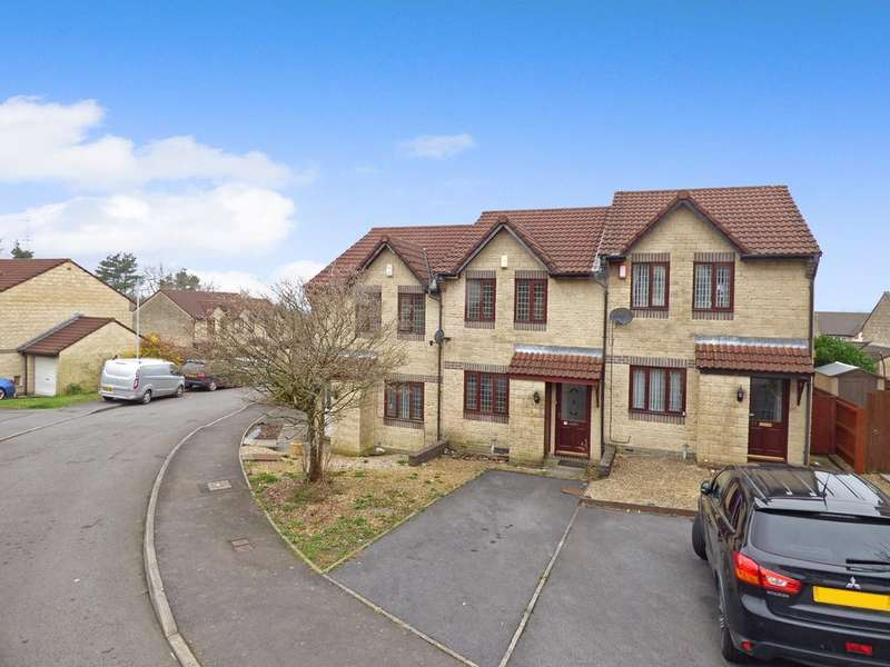 2 Bedrooms Terraced House for sale in Birchdale, Birchgrove, Swansea, SA7