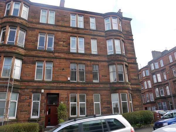1 Bedroom Flat for sale in 0/2, 56 Thornwood Avenue, Glasgow, G11 7PE