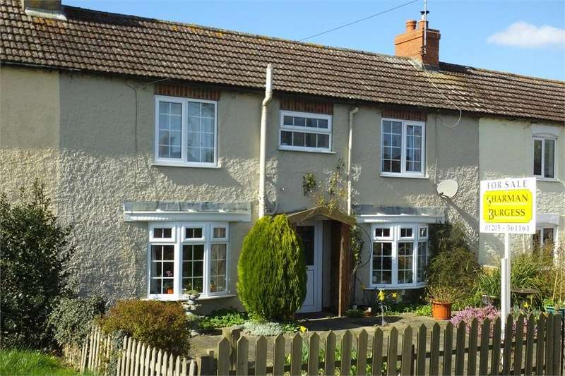 2 Bedrooms Terraced House for sale in Station Row, New Bolingbroke, Boston, Lincolnshire
