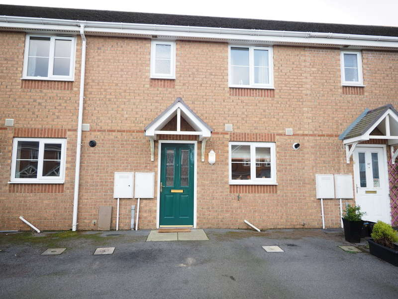 3 Bedrooms Terraced House for sale in Greenside View, Boosbeck