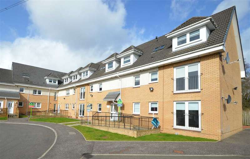 1 Bedroom Apartment Flat for sale in Eden Court, Airdrie