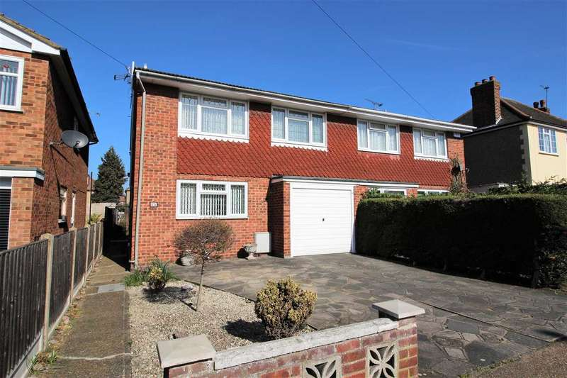4 Bedrooms Semi Detached House for sale in Balfour Road, Little Thurrock