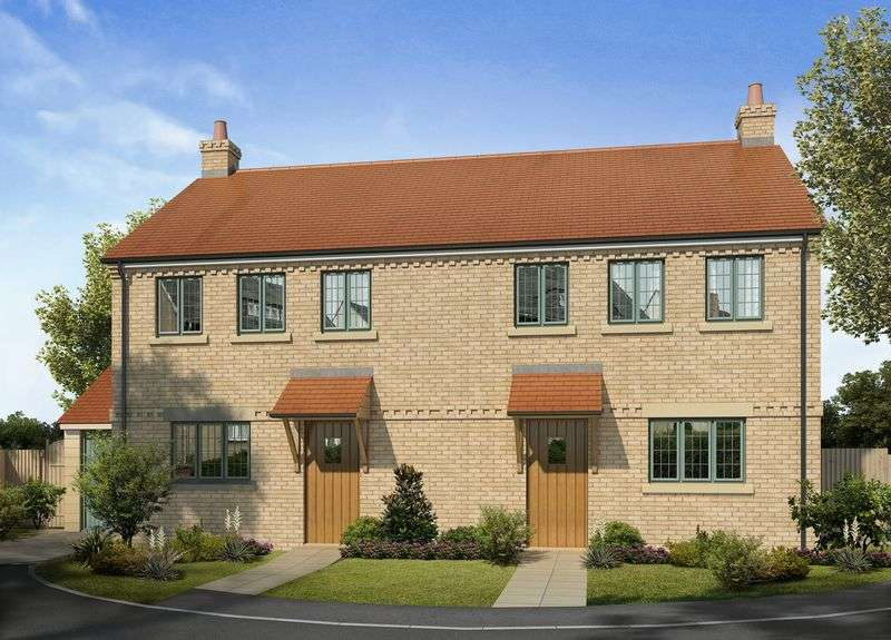 3 Bedrooms Semi Detached House for sale in Plot 3 Woodlands Place, Eynsham, OX29 4NH
