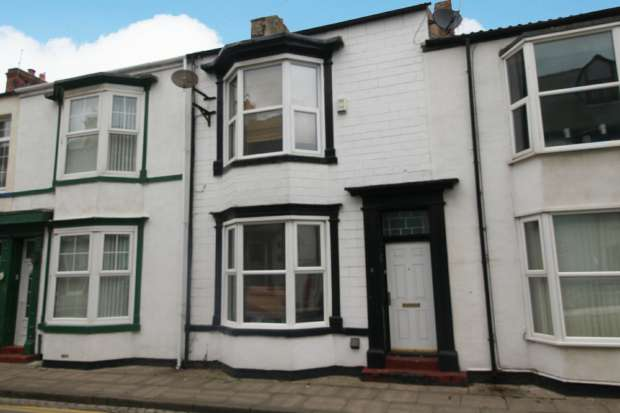 3 Bedrooms Terraced House for sale in Church Street, Hartlepool, Cleveland, TS25 1BX