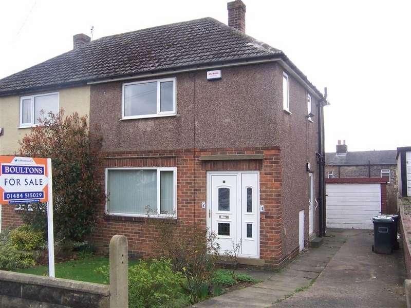 2 Bedrooms Property for sale in 4, Ochrewell Avenue, Deighton, Huddersfield