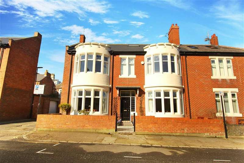 5 Bedrooms Property for sale in Hotspur Street, Tynemouth