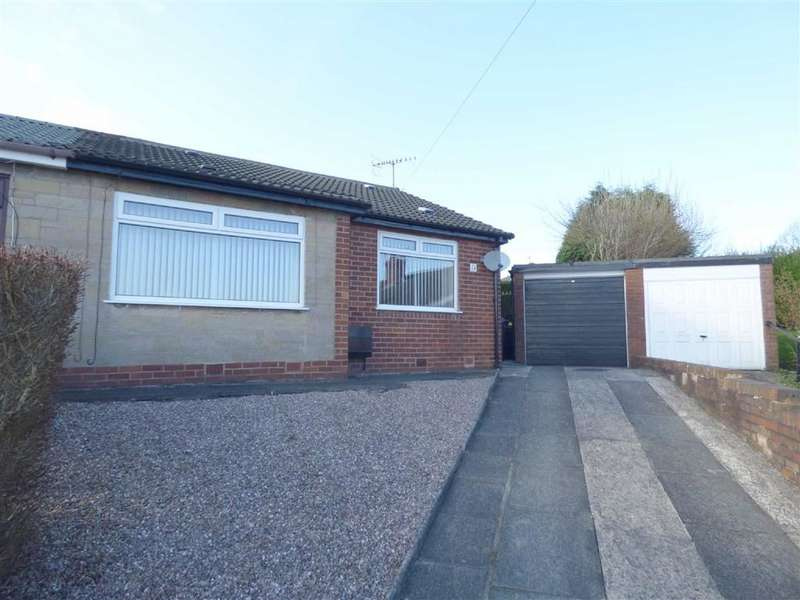 2 Bedrooms Property for sale in Beaufont Drive, Roundthorn, Oldham, OL4