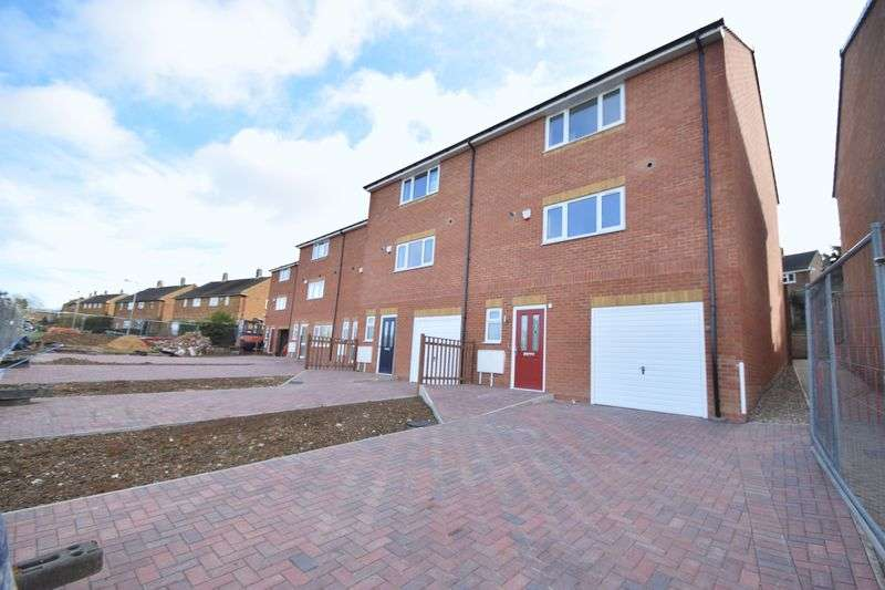 3 Bedrooms Terraced House for sale in Fermor Crescent, Luton