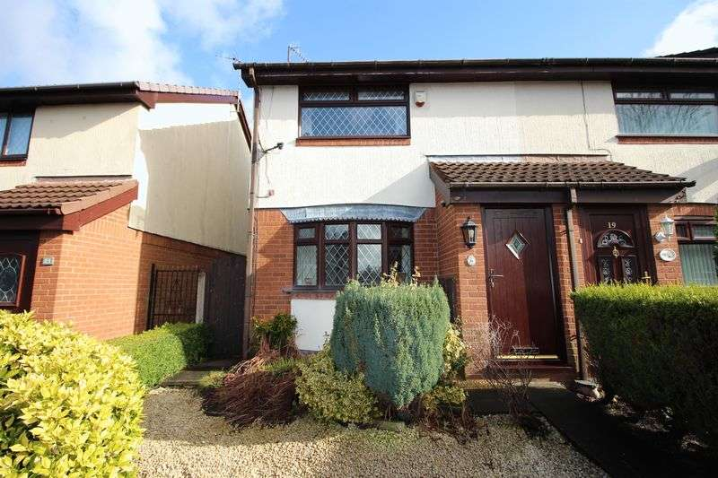 2 Bedrooms Terraced House for sale in 21 Trinity Street, Middleton M24