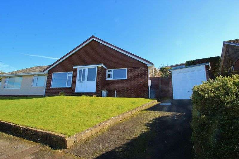 3 Bedrooms Semi Detached Bungalow for sale in Newhaven Road, Portishead