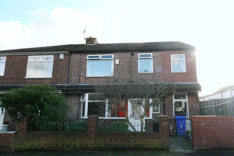 5 Bedrooms Semi Detached House for sale in Clarence Road, South Swinton Manchester