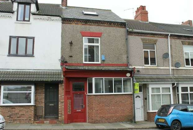 2 Bedrooms Terraced House for sale in High Street, Boosbeck