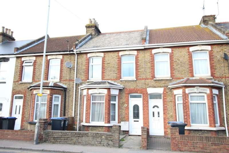 4 Bedrooms Property for sale in Manston Road, Ramsgate, CT11
