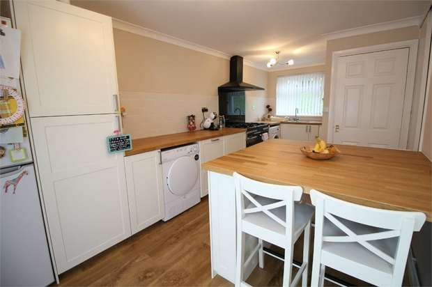 2 Bedrooms Terraced House for sale in Cae Yr Ebol, Pontnewydd, CWMBRAN
