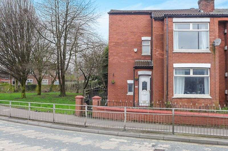 3 Bedrooms Semi Detached House for sale in Bury New Road, Whitefield