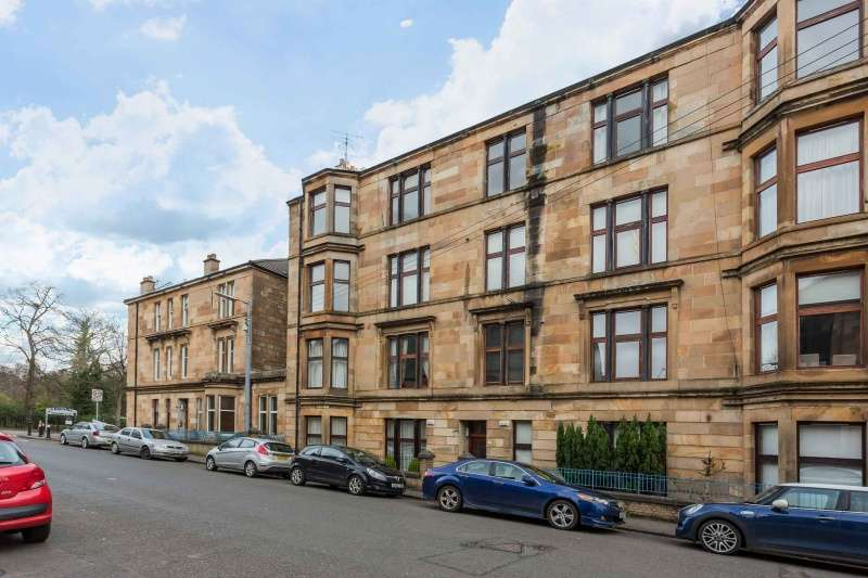 3 Bedrooms Ground Flat for sale in Deanston Drive, Shawlands, Glasgow, G41 3AF