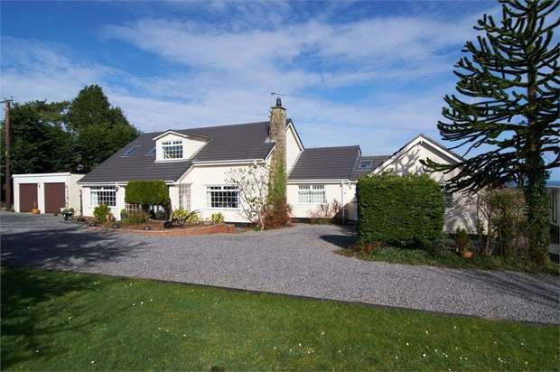 4 Bedrooms Detached Bungalow for sale in Dulas, Dulas, Anglesey