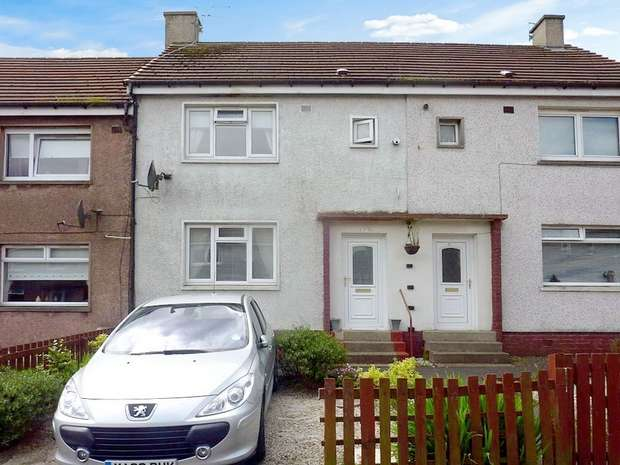 2 Bedrooms Terraced House for sale in Inverkip Drive, SHOTTS, North Lanarkshire