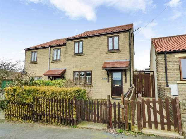 3 Bedrooms Semi Detached House for sale in Middleton Road, Woodland, Bishop Auckland, Durham