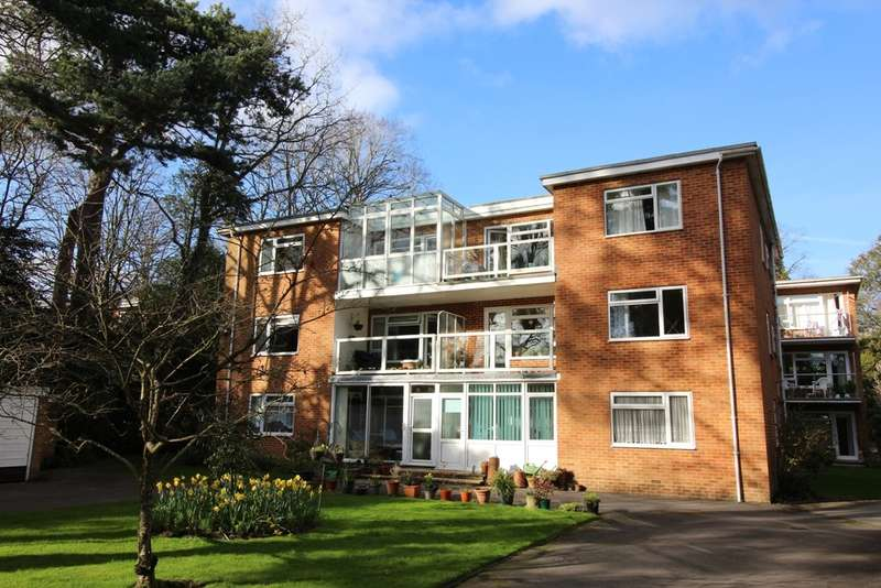 2 Bedrooms Apartment Flat for sale in 20 Marlborough Road, Westbourne, Bournemouth