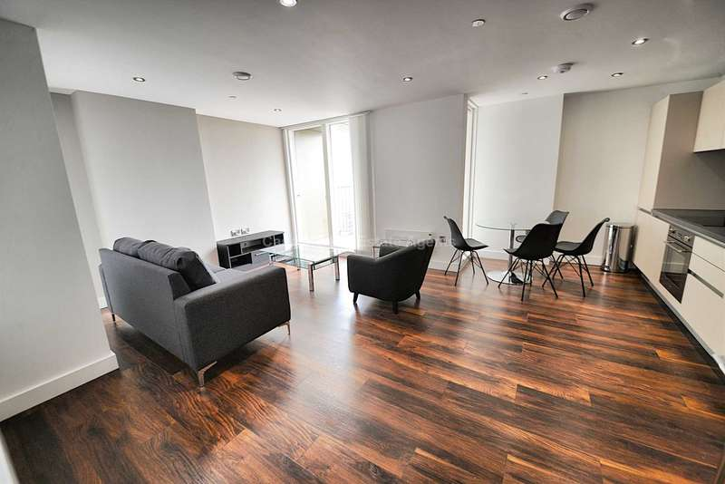 3 Bedrooms Apartment Flat for rent in The Assembly, Manchester, M1