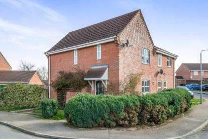 3 Bedrooms Semi Detached House for sale in Attleborough