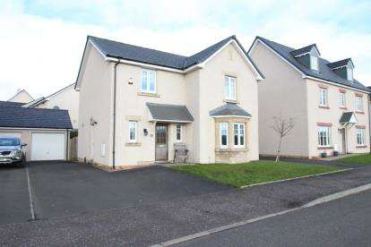 4 Bedrooms Detached House for sale in Woodlands Drive, Lanark