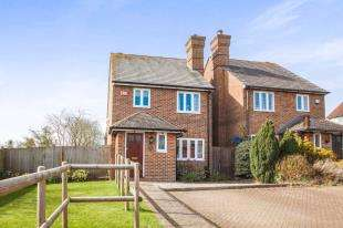 3 Bedrooms Detached House for sale in Cherry Orchard, Old Wives Lees, Canterbury, Kent