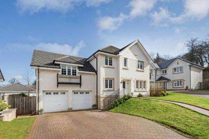 4 Bedrooms Detached House for sale in Mary Slessor Wynd, High Burnside, Glasgow, South Lanarkshire