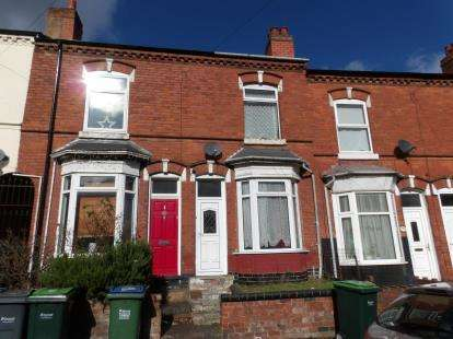 3 Bedrooms Terraced House for sale in Parkes Street, Smethwick, West Midlands