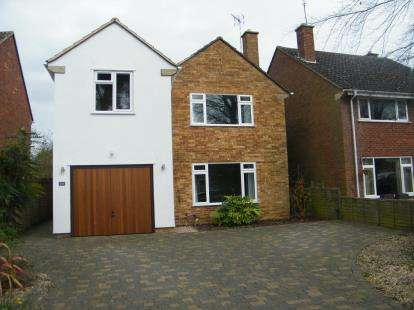 4 Bedrooms Detached House for sale in Leckhampton Road, Cheltenham, Gloucestershire