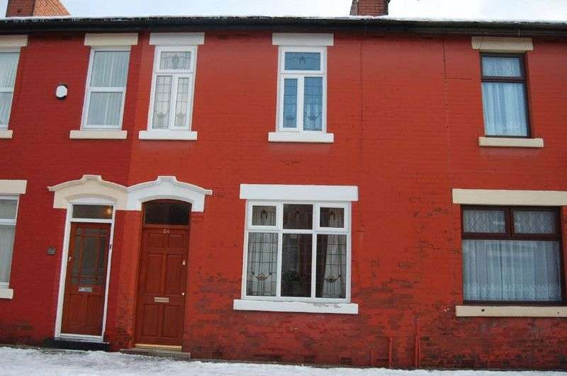 3 Bedrooms Terraced House for sale in Dart Street, Ashton-on-Ribble, Preston