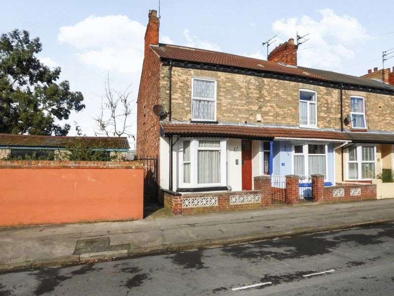 3 Bedrooms House for sale in Lowther Street, Hull,