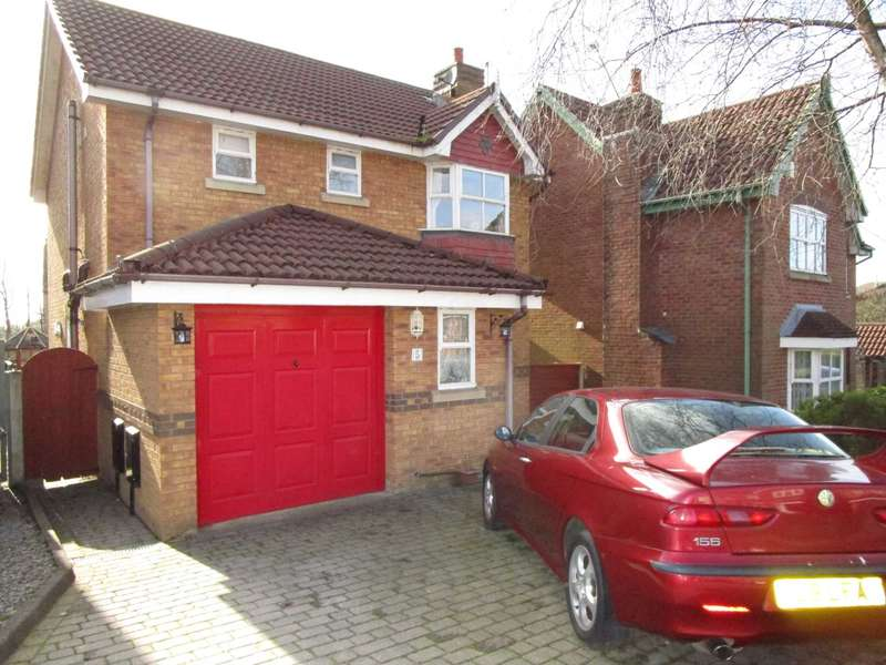 3 Bedrooms Detached House for sale in Duncote Grove, Royton.