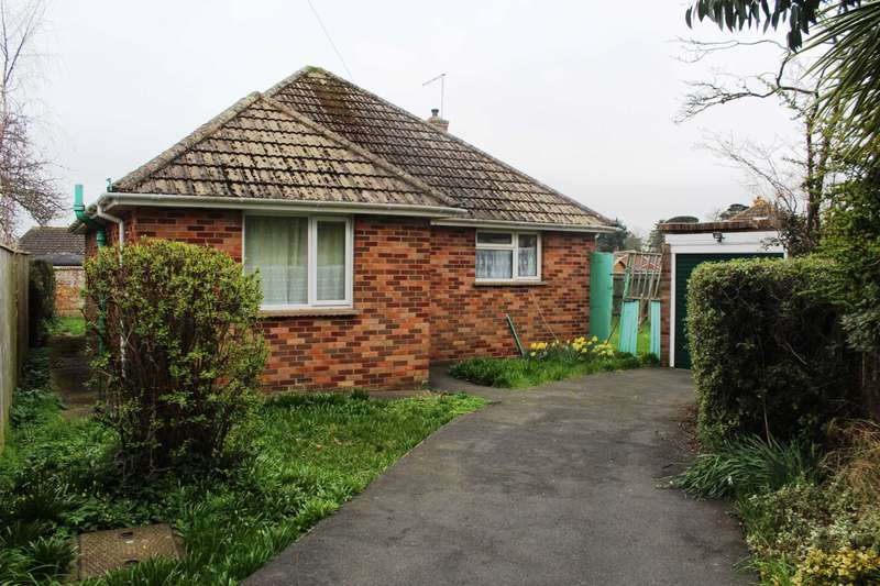 2 Bedrooms Detached Bungalow for sale in Orchard Close, Exmouth