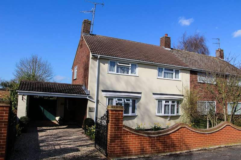 4 Bedrooms Semi Detached House for sale in Newmarket