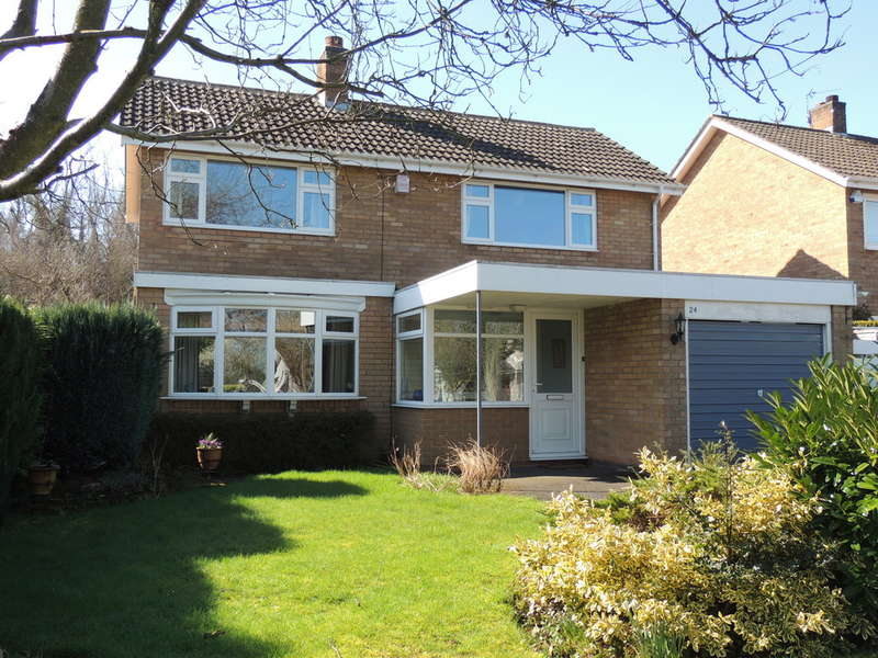 4 Bedrooms Detached House for sale in Walcot Green, Dorridge
