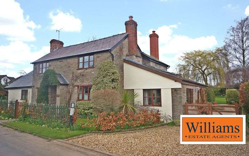 4 Bedrooms Detached House for sale in Almeley, Hereford