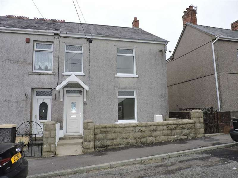 3 Bedrooms Property for sale in Neuadd Road, Gwaun Cae Gurwen