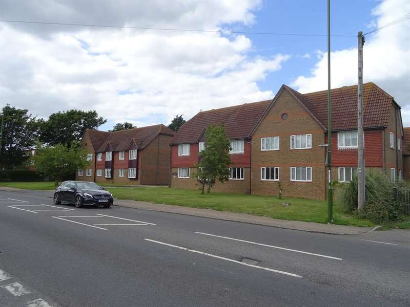 1 Bedroom Ground Flat for sale in Worthing Road, Littlehampton, BN17 6JR