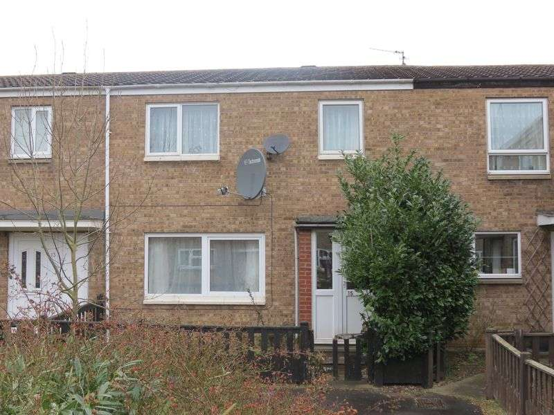 3 Bedrooms Terraced House for sale in Welland