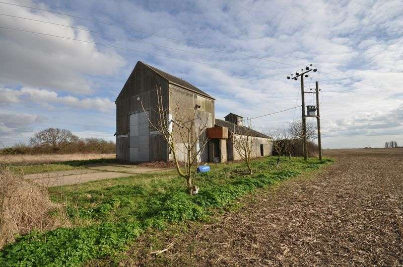 Land Commercial for sale in The Old Dairy, Land adjacent to Westleigh, East Road, East Mersea , Colchester