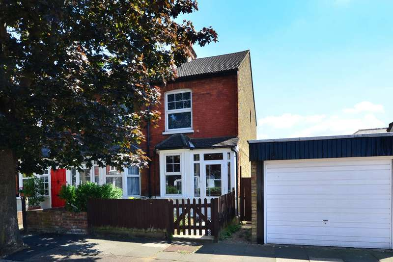 2 Bedrooms End Of Terrace House for sale in Elmfield Avenue, Mitcham, CR4