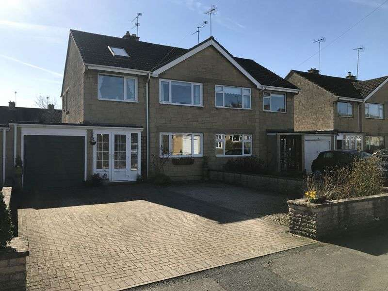 4 Bedrooms Semi Detached House for sale in Magdalen Road - Tetbury - GL8