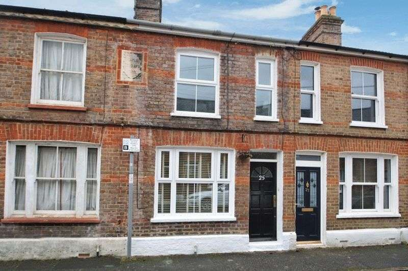 2 Bedrooms Terraced House for sale in Close to Town