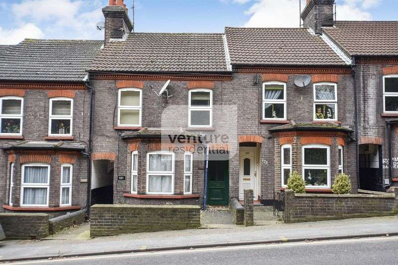 3 Bedrooms Terraced House for sale in Hitchin Road, Luton
