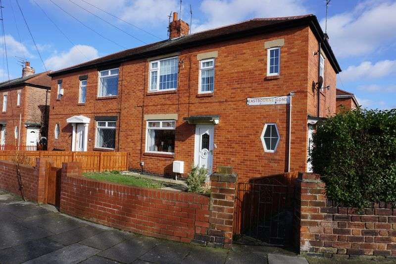2 Bedrooms Flat for sale in ** CORNER PLOT ** Eastbourne Gardens, Walkerdene