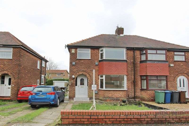 3 Bedrooms Semi Detached House for sale in Oak Lane, Whitefield, Manchester