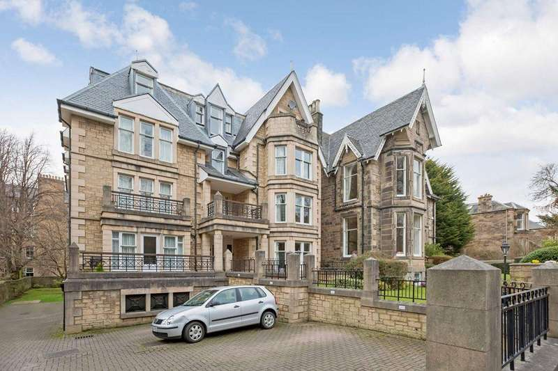 3 Bedrooms Flat for sale in 24B/7 Polwarth Terrace, Polwarth, EH11 1NA