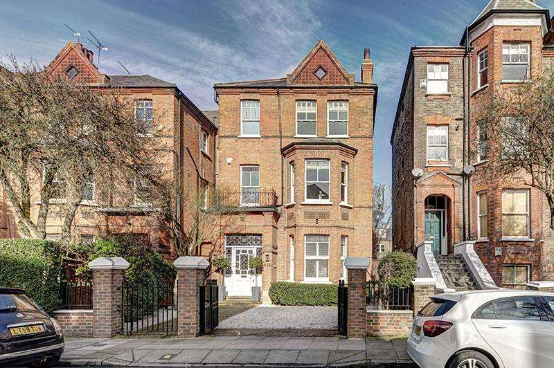 5 Bedrooms Semi Detached House for sale in GOLDHURST TERRACE, WEST HAMPSTEAD, LONDON NW6